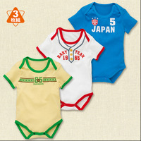 Best selling Baby Clothes girl's and boy's popular Romper baby long sleeve Romper 2 color can choose