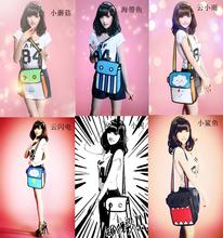popular bags 3d