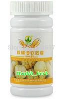 Walnut Oil Soft Capsule 500mg 100 Softgels Provide Nutrition to Brain, Free Ship