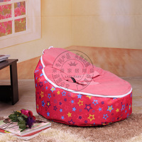2014 New Design Chair For Newborn Baby beanbags baby beanbag sofa tollder bed With The Filling Free Shipping Via EMS
