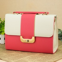 2014 New style PU women messenger bags fashion women handbag fresh shoulder bag brand women bag JIMEI-00783