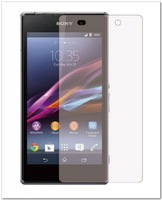 Clear LCD Screen Protector Guard Film For Sony Xperia Z1 L39H,Free Shipping