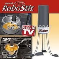 Kitchen Tools Robo Crazy Stir Automatic Hands Free Sauce Stirrer Stir Crazy 3 Speeds X1362