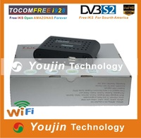 2014 newest Nagra3 HD Receiver original tocomfree i928 IKS Account better than azamerica s1001,azmaerica s1005 Free shipping!!