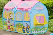 kids tent promotion