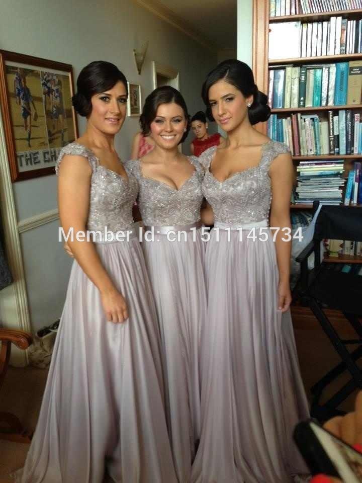 Платье для подружки невесты zz006