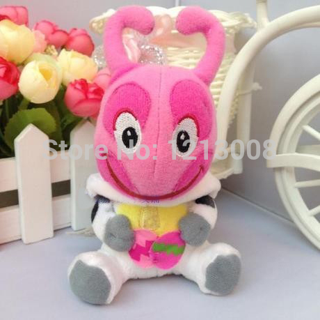 Free shipping US TY The Backyardigans Uniqua plush toy cute soft toys ...