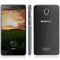 1pcs screen protector + IMAK Crystal hard Case for Lenovo S860 with retail box + Free Ship Drop shipping