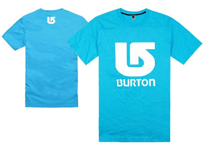 2014 big discount burton t shirts for mens(China (Mainland))