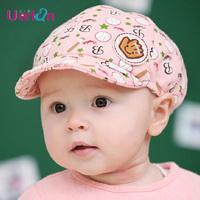 Cap wig child hat summer male female child baby hat
