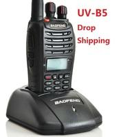 BF UV-B5 UHF+VHF two way walkie talkie 99 Channels radio FM Portable Two-way PMR Radio
