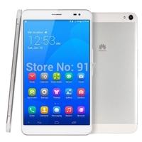 """Original Huawei MediaPad X1 White 7"""" Tablet Android 4.2 Hisilicon Kirin 910 Quad Core 1.6GHz 2GB/16GB Single SIM WCDMA/GSM"""