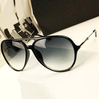 luxury fashion metal legs gradient yurt men polarized uv400 coating brand sun glasses for women vintage mk.watches sunglasses