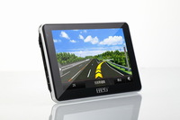HOT! 5 inch Resistive screen Car GPS Navigation Android4.0 OS DDR3 512M FM Transmitter Wifi 8GB flash