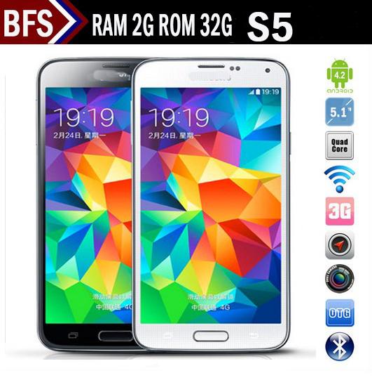 "32gb rom 2gb ram. hdc sv s5i9600 téléphone. mtk6592 octa core mtk6582 quad core téléphone portableintelligent 5.1"" 1920*1080 16mp caméra. 850 mhz"