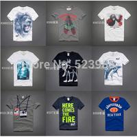 Fashion Brand men t shirt 100% cotton high qulity male tshirt casual tshirts for man more style design sport o-neck t-shirt