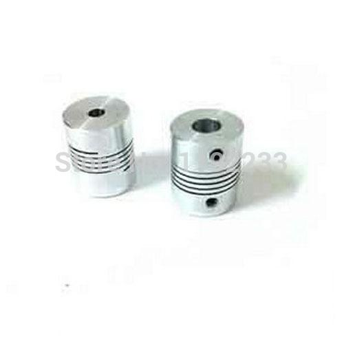 10pcs lot 3D printer Stepper Motor Flexible Coupling Coupler Shaft Couplings 5 mm 8mm 25 mm