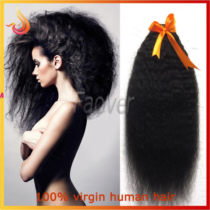 Yaki Kinky Hair Weave 83