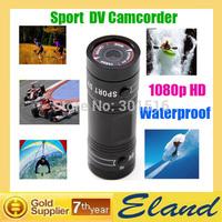 F9B sport DV waterproof camcorder Action camera full HD1080p 120 degree