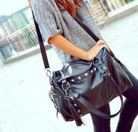Free Shipping New Arrival 2014 shoulder bags women leather handbags women messenger bags women big totes BA0019