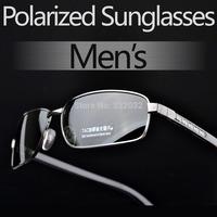 2014Man Outdoor glasses Sport Male Sunglasses Polarized glasses aluminum magnesium alloy Polaroid Sunglasses Drving Oculos Gafas