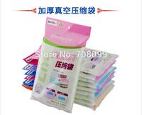 FedEx Free Shipping    200pcs/lot    Hot Sales  Vacuum Storage Bag / Vacuum Compressed Bag / Vacuum Space Saving Bag 80*110cm