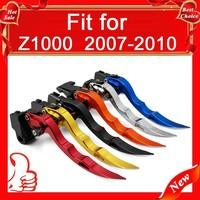 Motorcycle Accessories Blade Clutch Brake Lever For Kawasaki Z1000 2007-2010 Brake Clutch Motorcycle Levers