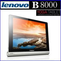 "10.1 "" YOGA Lenovo B8000 3G Phone Call Tablet PC MTK8389 Quad Core IPS 1280 x 800 Dual Camera Android 4.2 3G GPS BT ROM 16G"