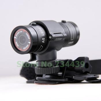 Полный HD 1080 P спорт действие камера спорт на открытом воздухе Mini DV F9 шлем видеокамеры