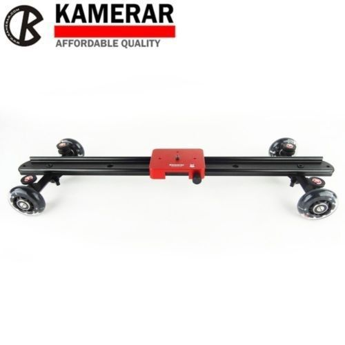 Authentic New Kamerar SD-1 24'' inch 60cm Video Slider Dolly for Canon EOS Sony HDSLR fit,100% True,Authorized Reseller(China (Mainland))