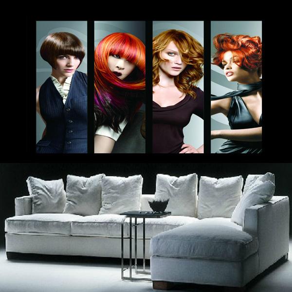 Cheap Hair Salons : Wella Hair Design beauty salon haircut hot dyed curls center triple ...