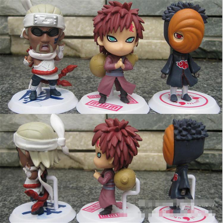WJ-05 naruto figure , anime figure , ninja , toys for boys(China (Mainland))