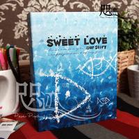 Free shipping Gift ideas interleaf type Pocket album big 6inch 4R 4D baby album