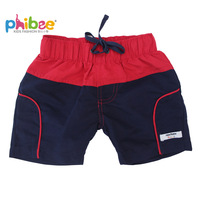 Free shipping baby boy beach shorts summer 2014 shorts child summer pants waterproof and quick dry