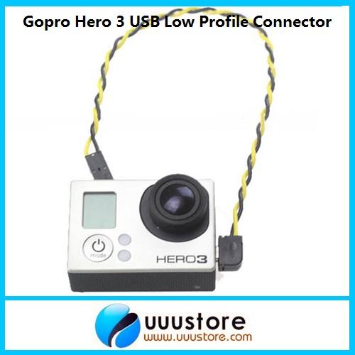 Запчасти и Аксессуары для радиоуправляемых игрушек UUUSTORE Gopro 3 USB AV FPV Hero3 DJI Gopro AV cable запчасти и аксессуары для радиоуправляемых игрушек 1 dji gopro 3 2