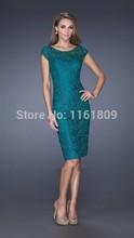 wholesale knee length evening dress