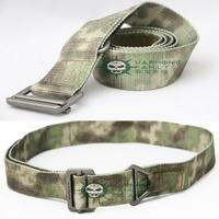1000d wear-resistant tactical belt Camouflage jungle Multicam