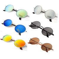 Free Shipping 2014 Summer Design Retro Sunglasses Super Fashion Women&Men Vintage Sunglasses John Lenon  Brand Oculos Feminino