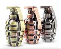 Retail real full capacity 2g 4g 8g 16g 32g Metal hand grenade usb flash drive pen drive memory stick Drop Free shipping