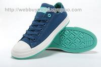 Han edition new dazzle colour canvas shoes,2014 unisex low men women sneakers for women sneakers for men and canvas shoes