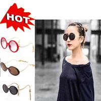 New 2014 Fashion Summer Oculos Feminino Sunglasses Women Brand Designer Retro Vintage Glasses Female Eye Glasses Free Shipping