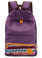 2014 New Girls Canvas Backpacks Student Schoolbags Forest Personas Backpack Travel Backpacks