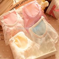 Hot korea sexy lace panties,100% cotton underwear women briefs,girl's lovely  panties free shipping