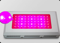 165w  plant 55*3w Led grow light 2pcs/lot for hydroponics lighting 3 watt led grow lights