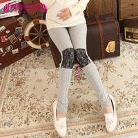 2014 new legging pants meia calca para gravida china trousers women maternity clothes leggings pantaloon big size for women