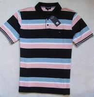 Eden park summer turn-down collar lovers polo shirt short-sleeve polo T-shirt