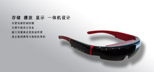 electronic s 2014 new Intelligent product 1080P HD video glasses smart glasses IVS 2 FPV glasses