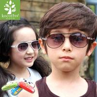 Brand New High quality baby kids Children super cool sunglasses glasses Dazzle color  sunglasses UV 400