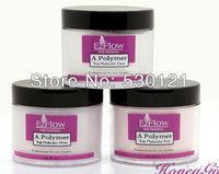 Free Shipping 3 - 7 Days High Quality 24pcs Ezflow -A Polymer 28g Nail Acrylic Powder for Nail Arts