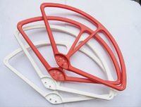 New DJI Phantom 2 Vision Propeller Prop Guard Protector Bumper (Red + White)